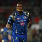 IPL 8: Kieron Pollard shuts mouth with sellotape after spat with Chris Gayle