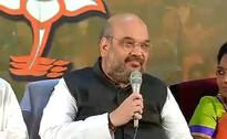 No Comment, Says Amit Shah on RSS Chief's 'Hindu Rashtra' Statement