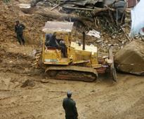 Sri Lanka Cuts Landslide Dead and Missing Toll to 38