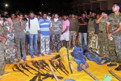 'Biggest-ever successful anti-Naxal operation in India'