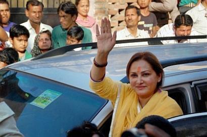 Samajwadi Party discards Jaya Prada in talks with BJP