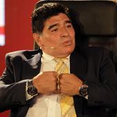 Diego Maradona feels Blatter's time may be up post FIFA corruption probe