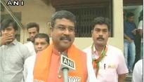 Rahul Gandhi is owner of Congress, says Dharmendra Pradhan