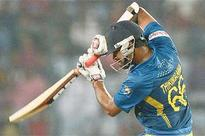 Thirimanne falls on verge of Lankan win