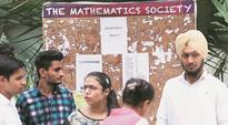DU website up but running slowly, students struggle with unknown process