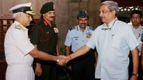 Have already stopped using the word strike: Parrikar mocks critics