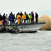 Family holds funeral for a victim of South Korean Ferry accident