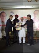 M.Tech Informatics Awarded Rajiv Gandhi Excellence Award 2015
