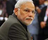 A day in the life oF Modi: News to bed and news to rise