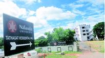 Nalanda University begins session,  nine out of 15 students attend