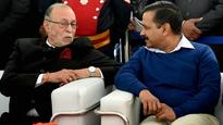 LG cracks the whip, instructs recovery of Rs 97 crore from AAP in 30 days for ads