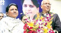 Double blow to SP: Mulayam aide Ambika Chaudhary joins BSP, three MLAs quit party