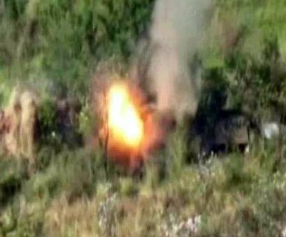 Indian Army strikes back, destroys Pakistani posts along LoC