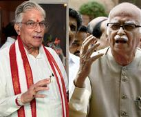 Court to frame new charges against Advani in Babri demolition case