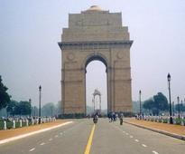 Sunny morning in Delhi