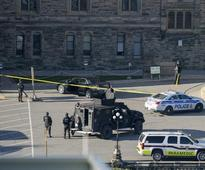 In Pics: Canadian Parliament shootout