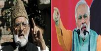 BJP denies Modi sending emissaries to meet Geelani