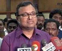 SC stays Madras HC order putting lookout notice against Karti on hold