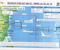 No clue of missing IAF AN-32 plane, satellite imagery sought, complaint filed in Tamil Nadu