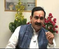 EC disqualifies MP minister Narottam Mishra for 3 years