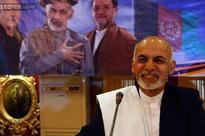 Ashraf Ghani jokes Afghanistan may beat US to woman president