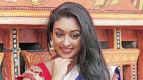 Indian Descent Angela Basks in Miss India Washington Glory