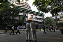 BSE Sensex edges lower after hitting record highs