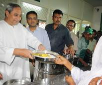 Odisha Chief Minister launches Aahar scheme in Bhubaneswar
