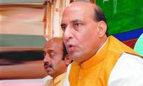 Aziz Qureshi was not told to quit says, Union Home Mnister Rajnath Singh