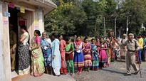 Gujarat local body polls, Phase II: 60 pc vote amid sporadic violence, poll boycott calls