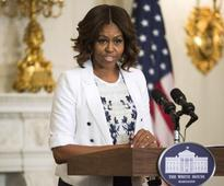 Michelle Obama expands push to get Americans to drink more water