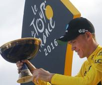 Tour de France champion Chris Froome now sets sight on Olympics gold