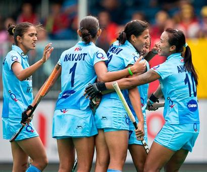 In-form Indian women hockey team beat Canada 3-1