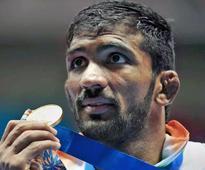Yogeshwar gets an Olympic upgrade