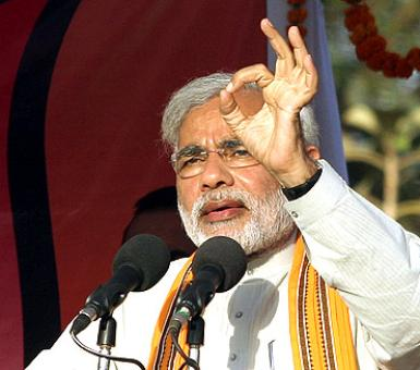 Modi pledges to cleanse Parliament of criminals