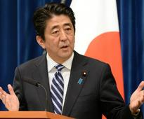 G7 'shares a strong sense of crisis' about global economy, says Japan PM Shinzo Abe