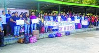 Reservation row in Manipur University continues to simmer ST students resolve to stay away from MU