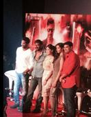 Watch: Fiery Ajay Devgn romances three beauties in 'Action Jackson'