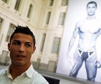 Ronaldo finds girlfriend Irina's obsession with CR7 boxers funny