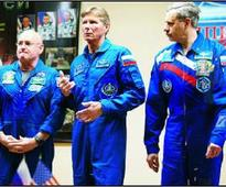 Off to Space for a Year, an American's Longest Journey
