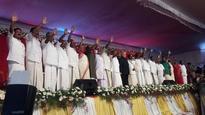 LDF Cabinet sworn in; Pinarayi Vijayan takes over as CM