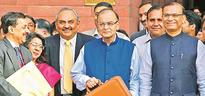 Jaitley announces 201516 Union Budget No big bang, but Budget goes for growth, investment