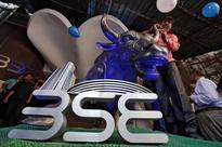 Sensex rises; Tata Steel among top gainers