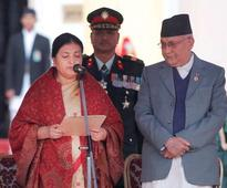 Nepal President cancels trip to India