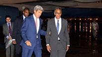 John Kerry gets 'trafficked' in Delhi