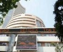 Sensex down 21 points in choppy trade