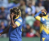 Lasith Malinga handed suspended one