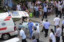 China: Factory Blast in Kunshan Kills over 65 [PHOTOS]