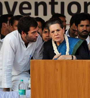 Congress is in ICU, and Sonia, Rahul are not doing enough