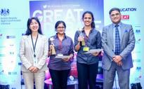 The British Council hosted the GREAT Debate Chennai Finals